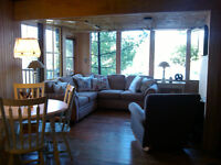 GIBSON LAKE COTTAGE and LEASE FOR SALE