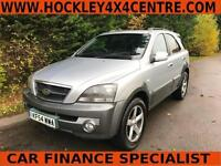 2005 KIA SORENTO XSE 3.5 V6 PETROL AUTOMATIC 4X4 - FULLY LOADED