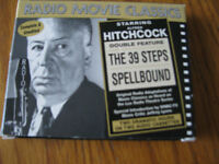 Alfred Hitchcock 2 cassettes tapes classic movie