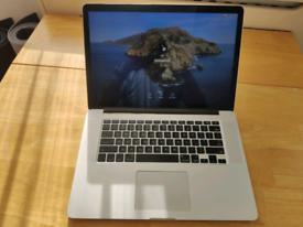 Macbook pro 15 mid 2015 for Sale | Apple Macs | Gumtree