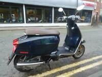 LAMBRETTA V 200 SPECIAL. CHOICE OF COLOUR ON LOW RATE FINANCE.
