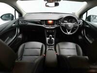 2018 Vauxhall Astra 1.4T 16V 150 Elite Nav 5dr HATCHBACK Petrol Manual