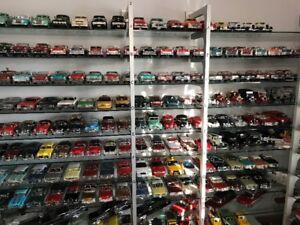 présentoir display étagère pour 250 autos diecast 1/18 die cast