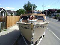 1957 Scottie Craft Express Cruiser