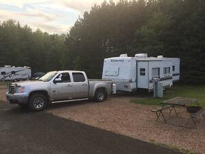 PRICE DROP Wildwood Travel trailer/RV 30ft