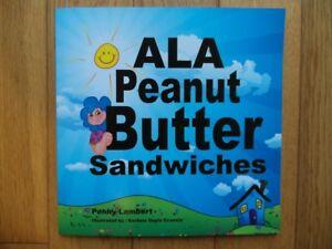 Ala Peanut Butter Sandwiches Book