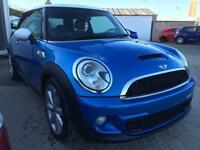 Mini Mini 1.6 ( Chili/Media/Leather ) Cooper S only 50,000 miles must be seen