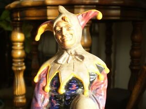 "Royal Doulton Figurine - "" The Jester "" HN 2016 Kitchener / Waterloo Kitchener Area image 9"