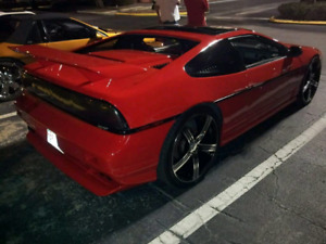 Looking for fiero parts!