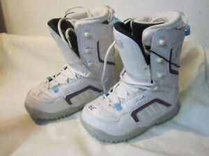 """Women's Snowboard Boots Size 5, 6, & 6½  (Three Pairs) """"NEW"""""""