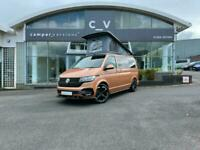 VW T6.1 Campervan 2020 HIGHLINE 8k miles AIR CON   Cruise   Starry Night Ceiling