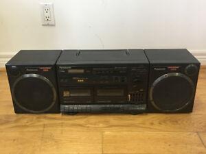 Vintage Panasonic RX-CT900 Boombox