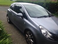 Vauxhall corsa sxi 1.2 *reduced to sell*
