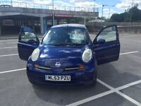 Nissan micra 1.2 £795 ONO