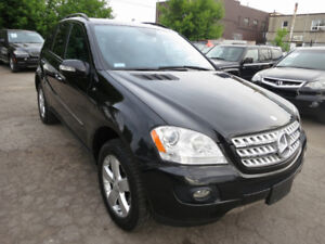2007 Mercedes ML500 4MATIC - Nav, Cam, DVD, Immaculate