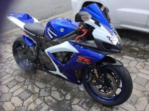Gsxr 750 2007