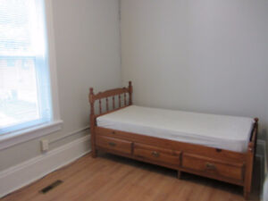 Single bed with Mattress ( Captains bed )