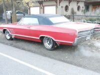 Estate Sale 1965 buick wildcat convertible