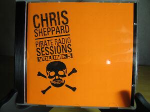 CD-Chris Sheppard, Pirate Radio Sessions Volume 5 Oakville / Halton Region Toronto (GTA) image 1