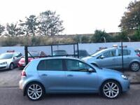 2010 Volkswagen Golf GT 1.4 TSI ( 160ps ) 5 Door Hatchback Blue (68,000 Miles)