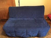 Ikea 2 Seater Sofa Bed - LYCKSELE