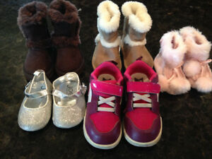 Super Cute Baby Shoes