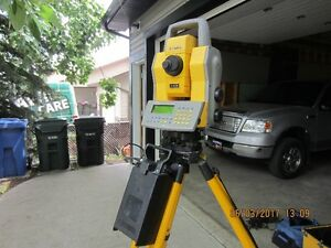 Total Station & survey equipment (whole package)