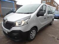 2015 '65' RENAULT TRAFIC LL29 BUSINESS ENERGY 1.6 DCI 9 SEAT MINIBUS