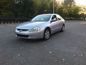 2005 Honda Accord ** Mécanique A1 **