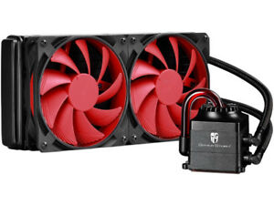 Captain 240 Liquid CPU Cooler Deepcool Gamer Storm