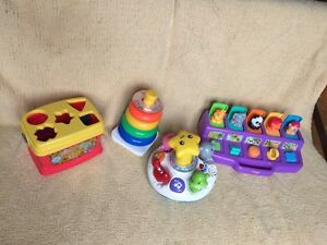 baby toys all 4 for 20