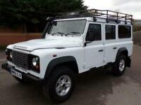 Land Rover Defender TD STATION WAGON
