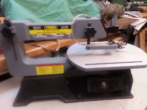Scrollsaw 2speed , mildly experienced! perfect for Christmas