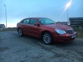 2008 08 Chrysler Sebring 2.0 Limited (33,000 miles)