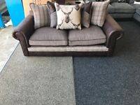 Fabric sofa worth a fortune brand new quick sale wanted