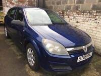 2005 05 Vauxhall/Opel Astra 1.6i 16v Easytronic Club~LOW MILEAGE~AUTOMATIC~
