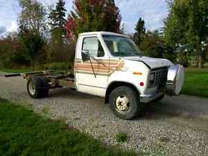 1979 Ford cab & chassis dually