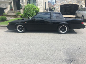 Buick grand national lots of extra high value parts