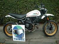 Ducati Scrambler 803cc Desert Sled Motorcycle