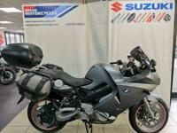 BMW F800ST ABS, BMW LUGGAGE, EXTENSIVE BMW HISTORY