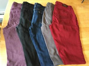 Womans jeans