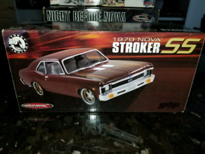 1:18 Diecast GMP Street Fighter 1970 Nova Striker SS BNIB