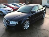 Audi A4 2.5TDI Sport - 04 - Long Mot - Huge Spec
