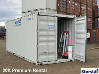 10', 20' & 40' Storage / Shipping Containers – Buy or Rent