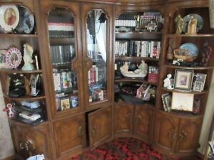 Wall units, Cabinets, Bedroom furniture, Chairs, etc.