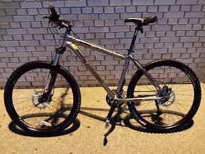 Rockymountain,MARZOCCHI,like b new,Hydraulick brake,EXCELLENT Kitchener / Waterloo Kitchener Area image 1