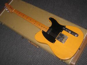 Fender Telecaster Reissue 52 USA
