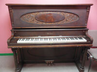 Free to Good Home - Antique Berlin Upright Grand Piano