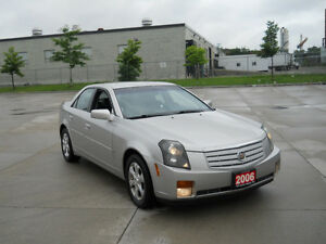 2006 Cadillac CTS, Leather, 4 door, 6 Spd, 3/Ywarranty available