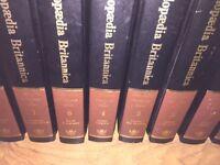 Encyclopadedia 30 volumes £1 each